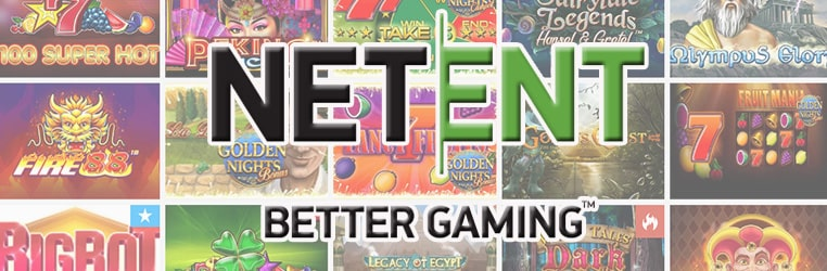 ネットエントのカジノゲームをプレイー